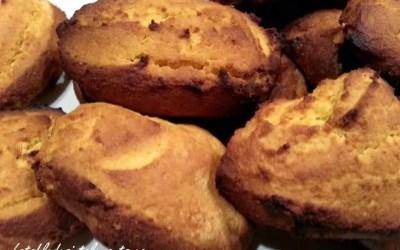 MOELLEUX AUX AMANDES sans gluten, avec ou sans lait, sans sucre, sans levure, avec ou sans oeufs