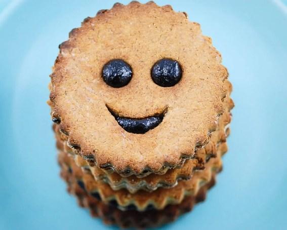 Biscuits au chocolat façon Petit Prince Format carré4