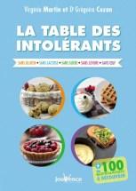 livre de recettes pour personnes intolérantes