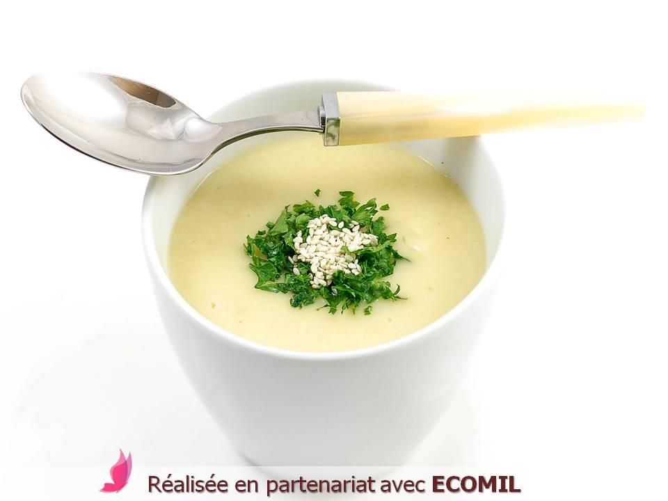 recettes de soupes et velouté sans lait