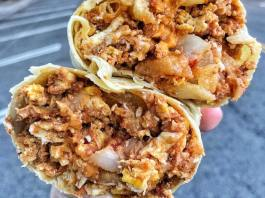 Nick's tops LA Taco list of area's top burritos