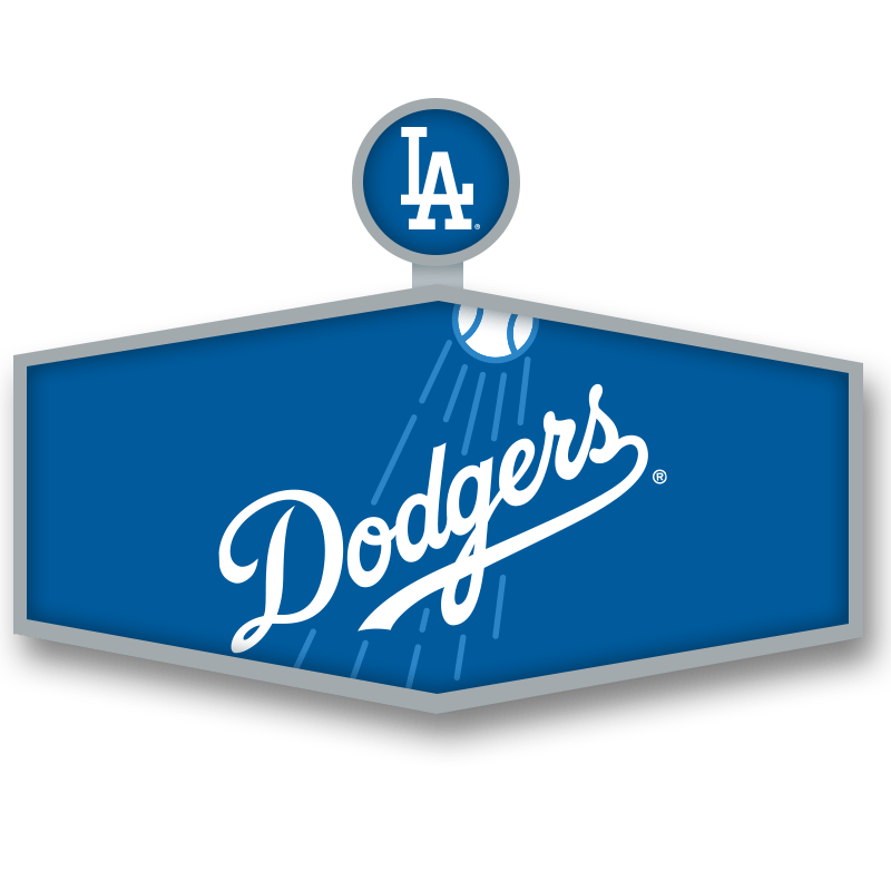Dodger Player Emojis ~ L A  TACO