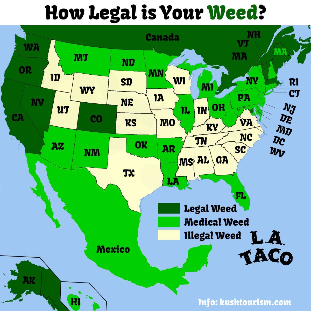 Weed Is Finally Legal to Pack When Flying Out of LAX, But