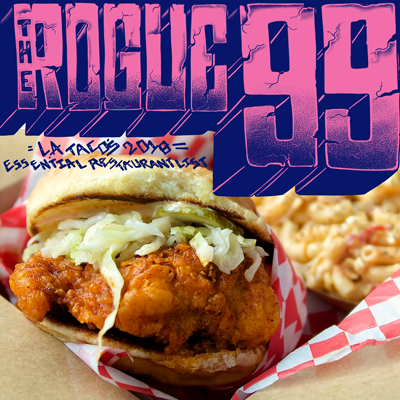 Our Restaurant Guide: The Rogue 99