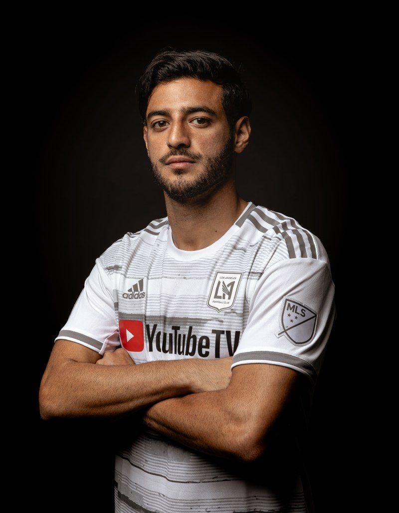 ea7a4629242 Exclusive: A First Look at LAFC's New Away Jersey for the 2019 MLS Season