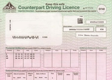 drivinglicence