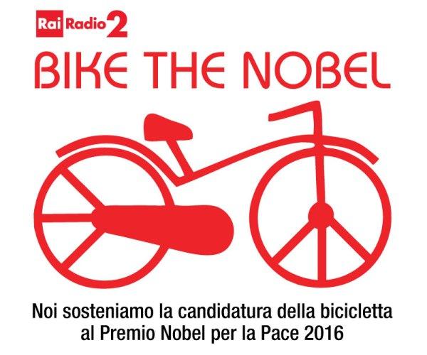 #bikethenobel: il Nobel per la Pace alla bicicletta