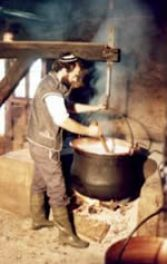 Traditional cheese-making