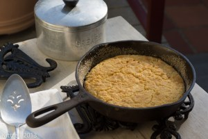 Preserving the Old Corn Growing Traditions