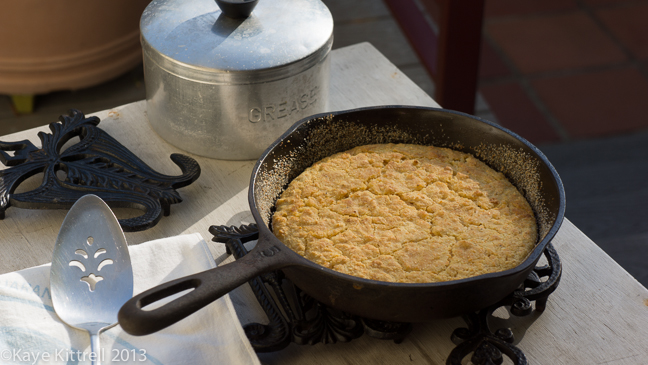 Preserving the Old Corn Growing Traditions - Stone Ground Cornbread