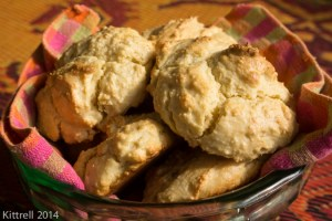 Scones Without Sugar!