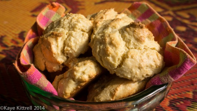 Scones without Sugar!-biscuits