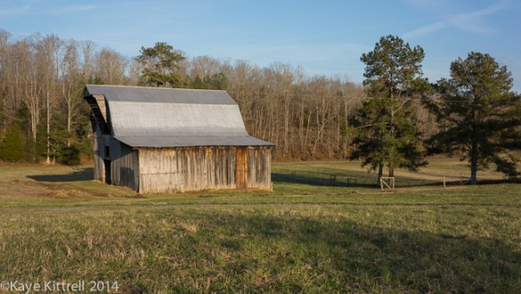 Living Sustainably in Tennessee-barn