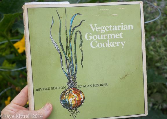 My Easy Ratatouille-cookbook