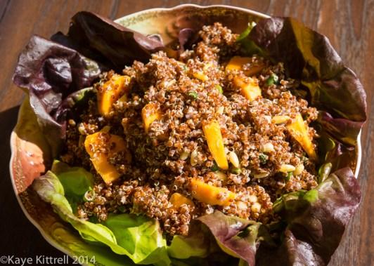 Farm Fresh Produce to Your Door - Quinoa salad