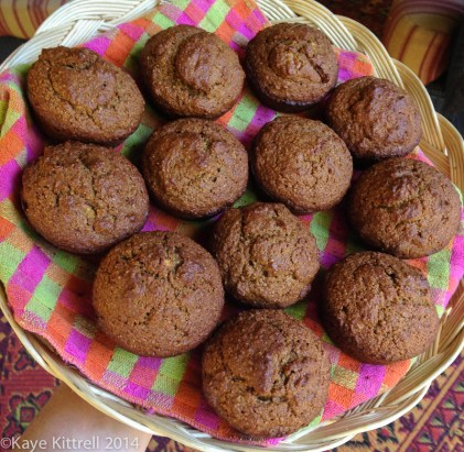 Farm fresh produce to your door - muffins