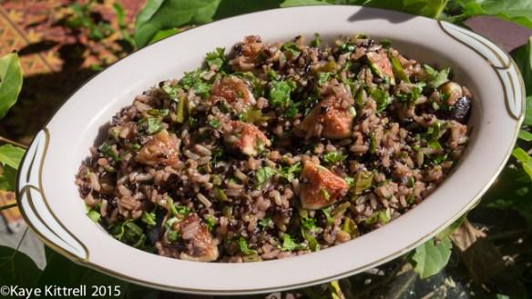 Two 20-minute Farm Box Recipes - pilaf