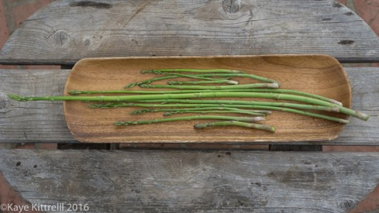An Oscar-worthy Homegrown Brunch - asparagus