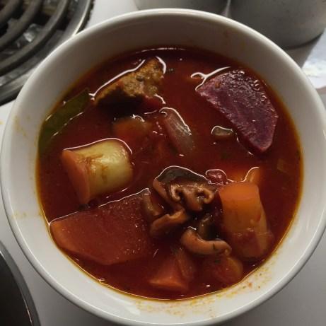 End of Winter Stew - stew