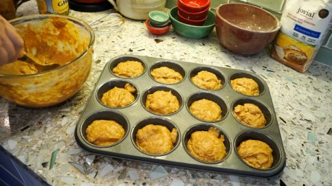 Father's Day Brunch Recipes-Muffins