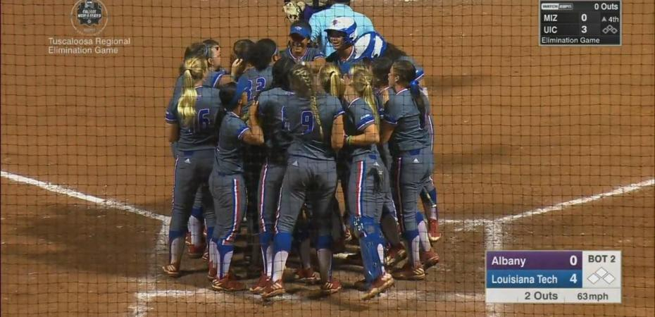 Lady Techsters stay alive, set up rematch with Minnesota