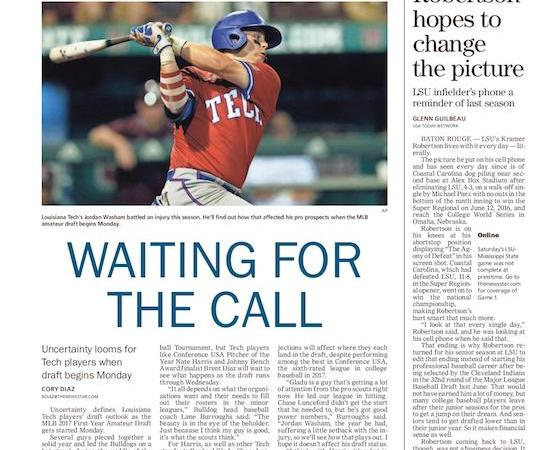 MLB Draft Preview: Uncertainty looms for Tech players