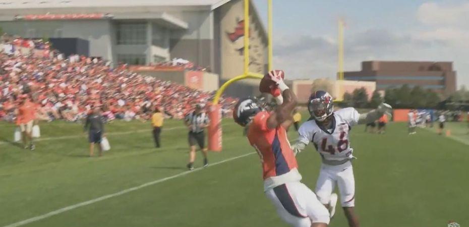 La. Tech's Carlos Henderson impressed at Broncos training camp
