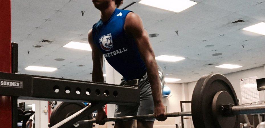 Dunkin' Dawgs finish up summer workouts