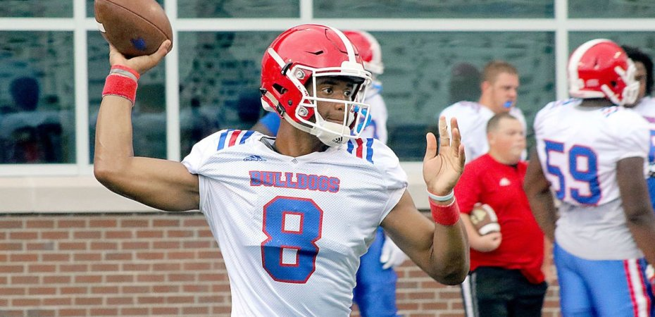 Louisiana Tech holds second fall scrimmage