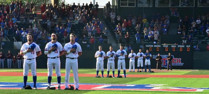 Walk-on tryouts set for La. Tech baseball