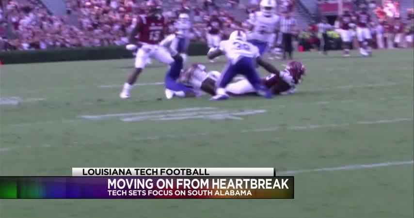 Moving on from heartbreak: Bulldogs now focus on South Alabama