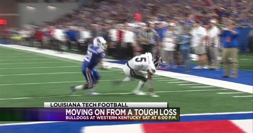 Bulldogs hope the mistakes are behind them when facing Western Kentucky