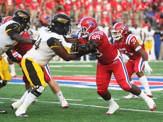 Southern Miss storms back, edges Louisiana Tech in 2OT