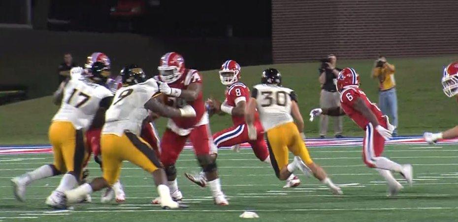 Bulldogs passing game terrible in loss