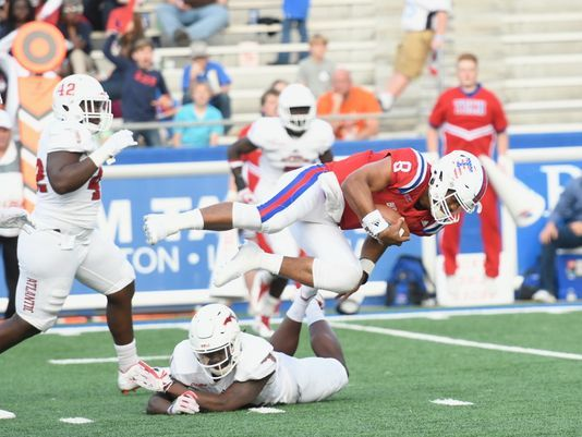 Red zone deficiencies doom Louisiana Tech in loss to FAU