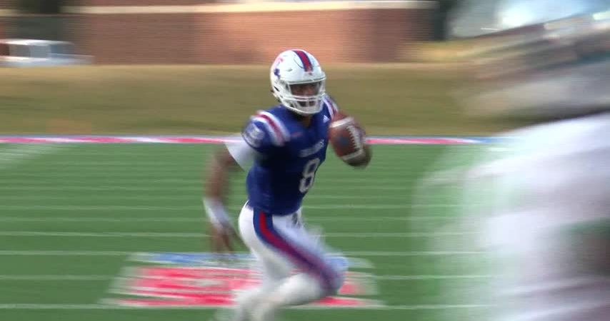 La. Tech turns their attention to FAU and the Lane Train