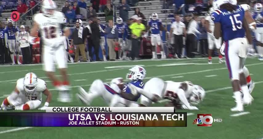Bulldogs are bowl eligible for 4th straight year with 20-6 win over UTSA