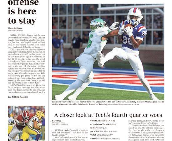 What is going on with La. Tech's late game stumbles