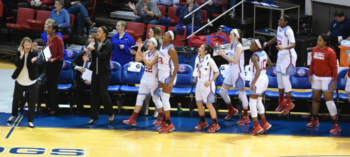 Lady Techsters travel to Little Rock for tough non-conference contest