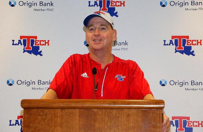 Louisiana Tech to face SMU in Frisco Bowl