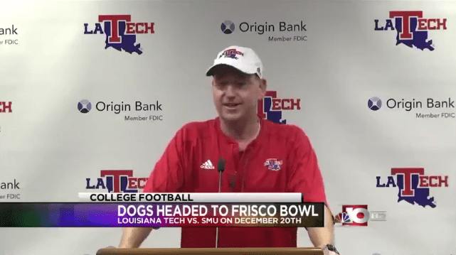 Bulldogs set to face SMU in Frisco Bowl on December 20