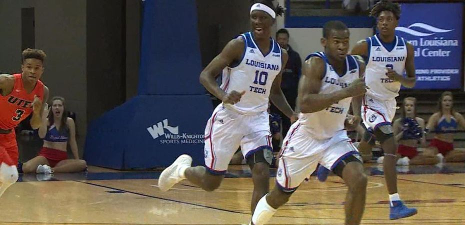 Dunkin' Dawgs grab first conference win