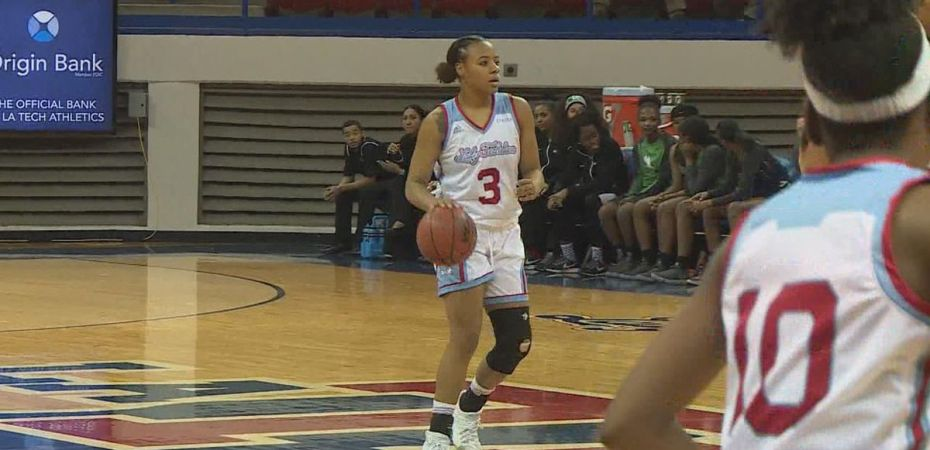 Lady Techsters prepare for Rivalry Week at TAC