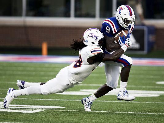 Grading 2017: Louisiana Tech receivers, tight ends