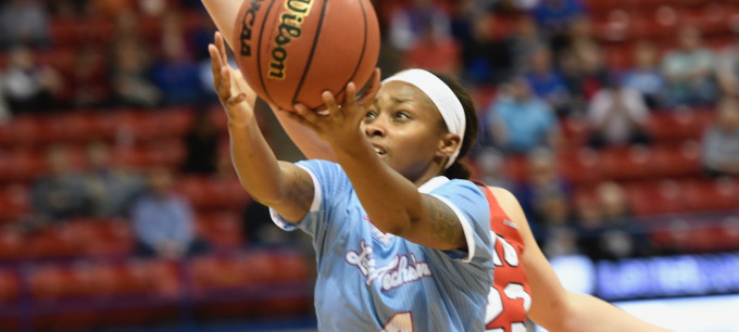 Lady Techsters use 4th quarter surge to win at Middle Tennessee