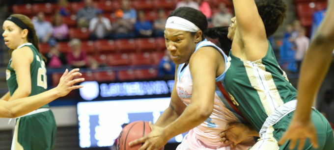 Lady Techsters falter at home to Charlotte
