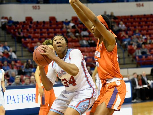 Lady Techsters scorch Southern Miss by 32 on Senior Day