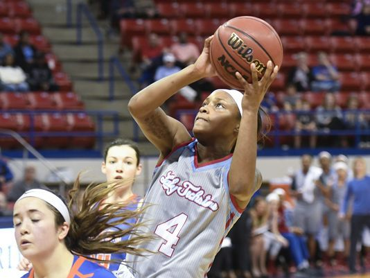 Lady Techsters' Anthony regaining confidence at right time