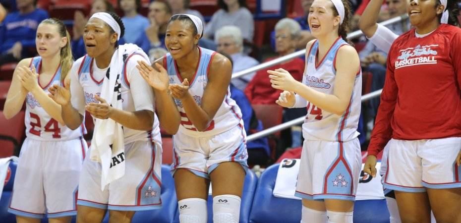 Lady Techsters use balanced effort to topple Owls