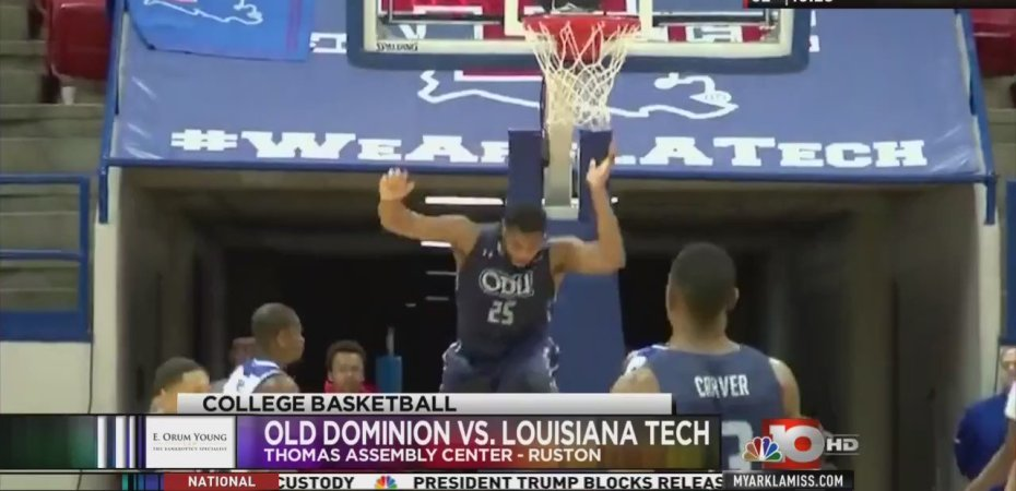 Points off turnovers doom Dunkin' Dawgs in their date with ODU